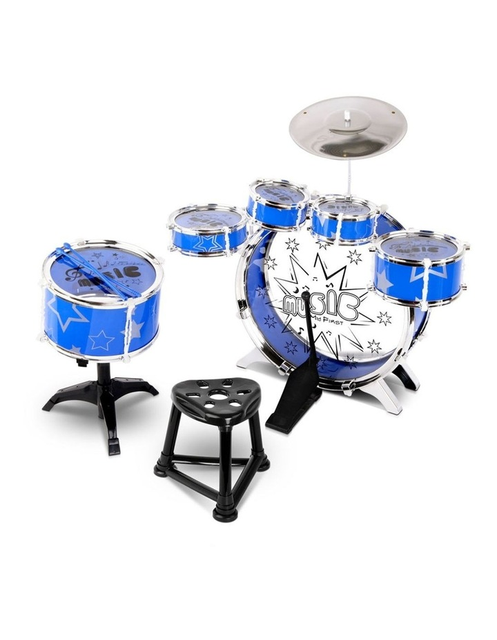 11 Piece Kids Drum Set image 3