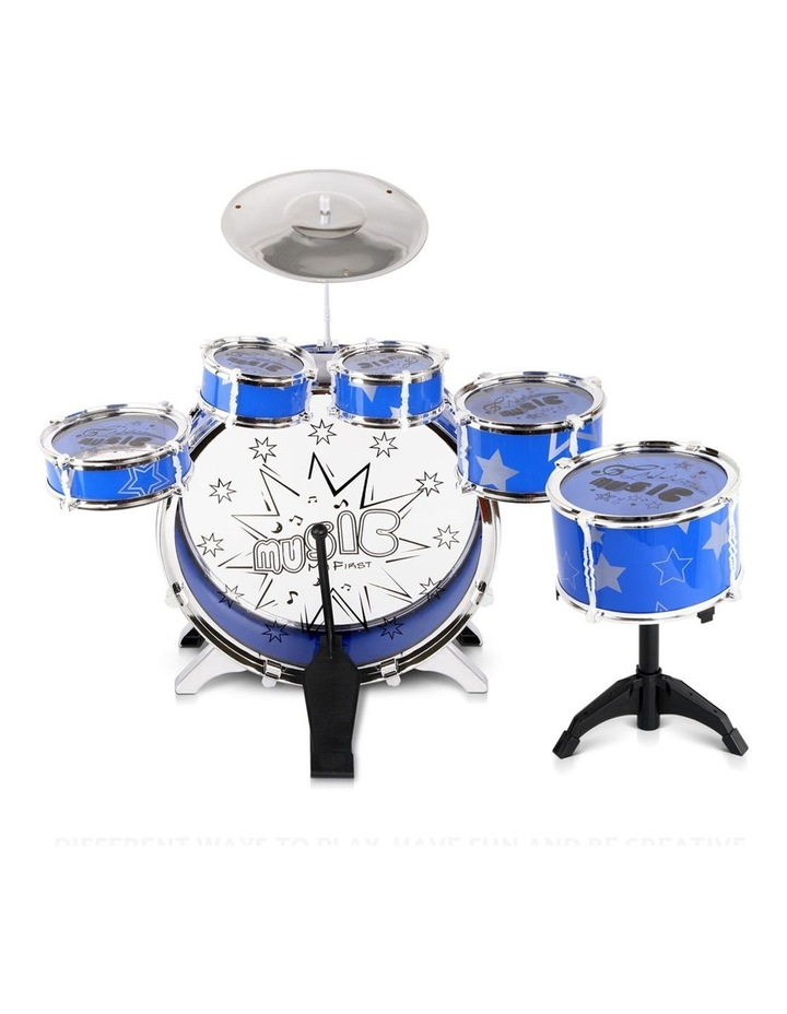 11 Piece Kids Drum Set image 4