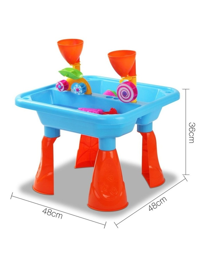 23 Piece Kids Play Table Set image 2