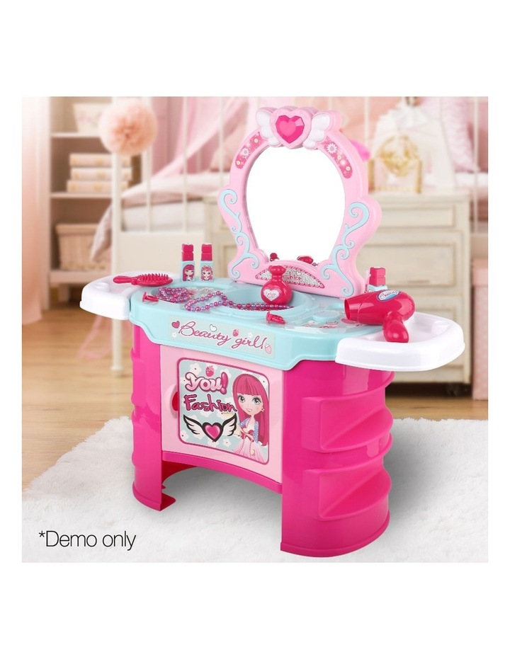 Makeup Desk Play Set - Pink image 3