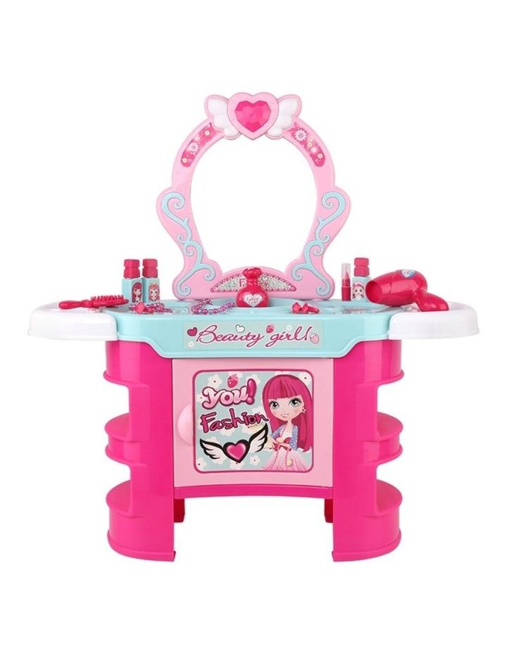Makeup Desk Play Set - Pink image 4
