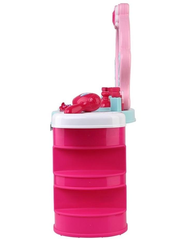 Makeup Desk Play Set - Pink image 5