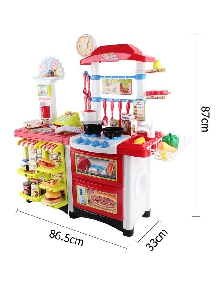 59 Piece Kids Super Market Toy Set image 2