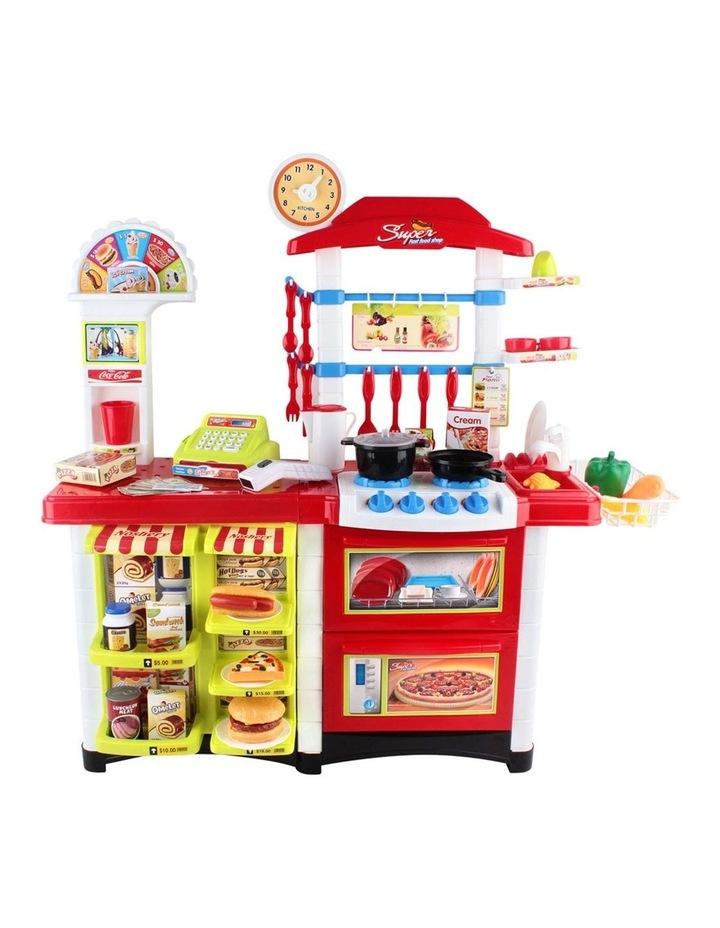 59 Piece Kids Super Market Toy Set image 4