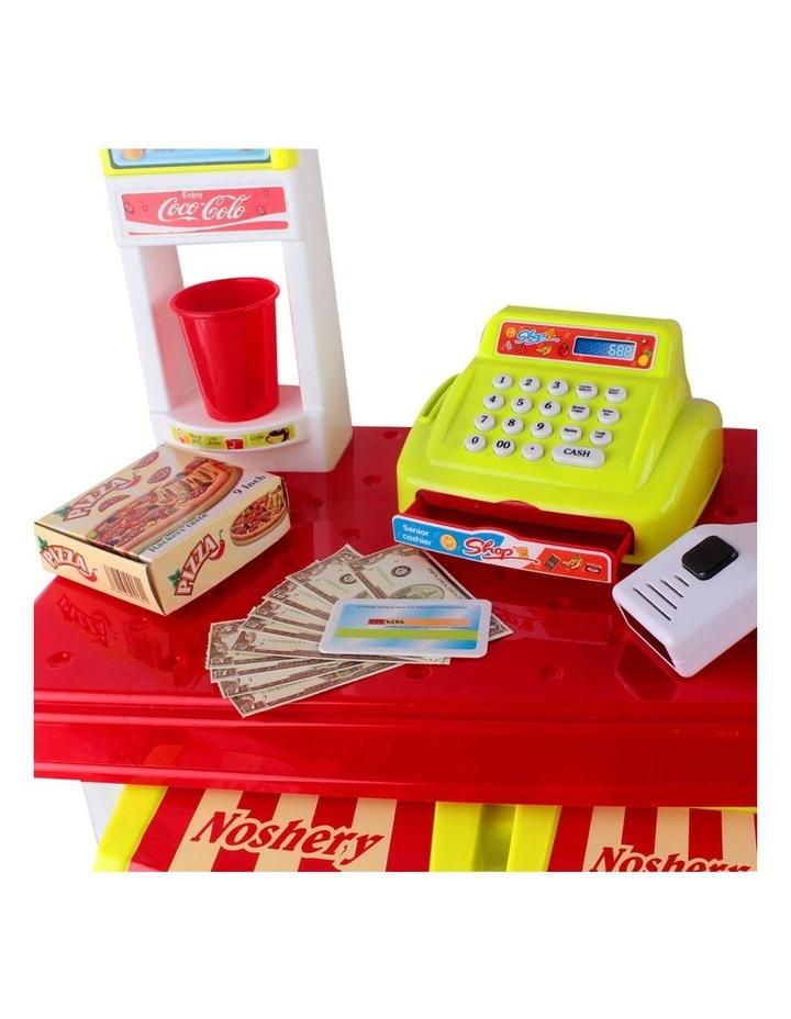 59 Piece Kids Super Market Toy Set image 6