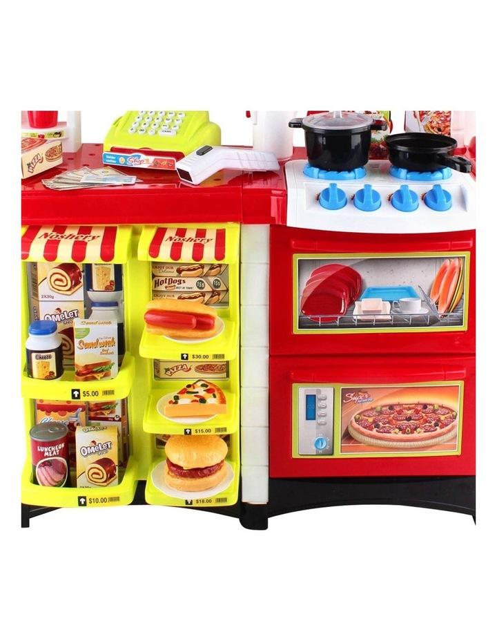59 Piece Kids Super Market Toy Set image 7