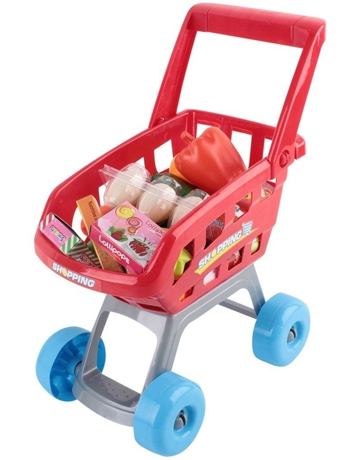24 Piece Kids Super Market Toy Set image 6