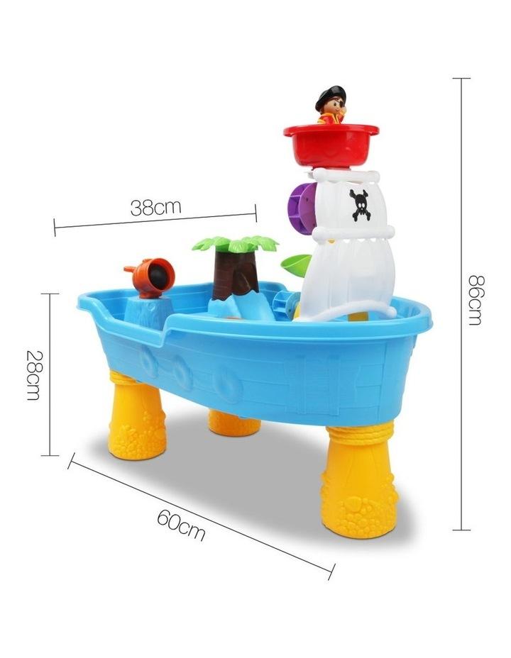 20 Piece Kids Pirate Toy Set image 2