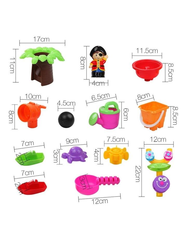 20 Piece Kids Pirate Toy Set image 5