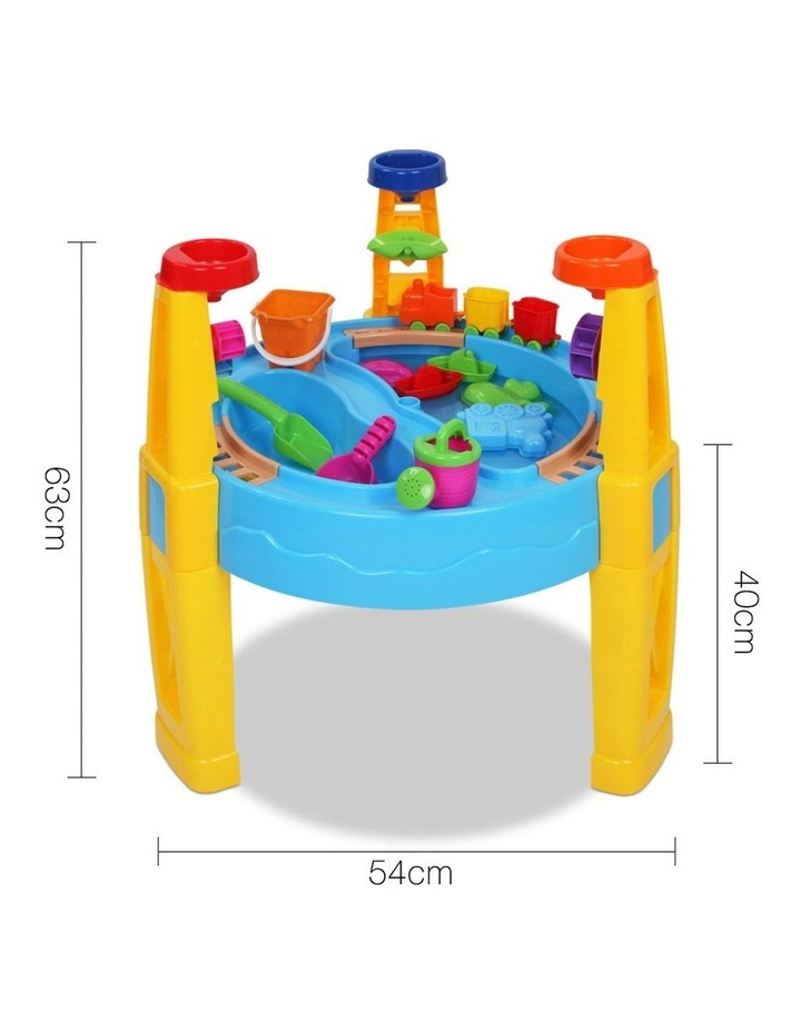 26 Piece Kids Umbrella and Table Set image 2