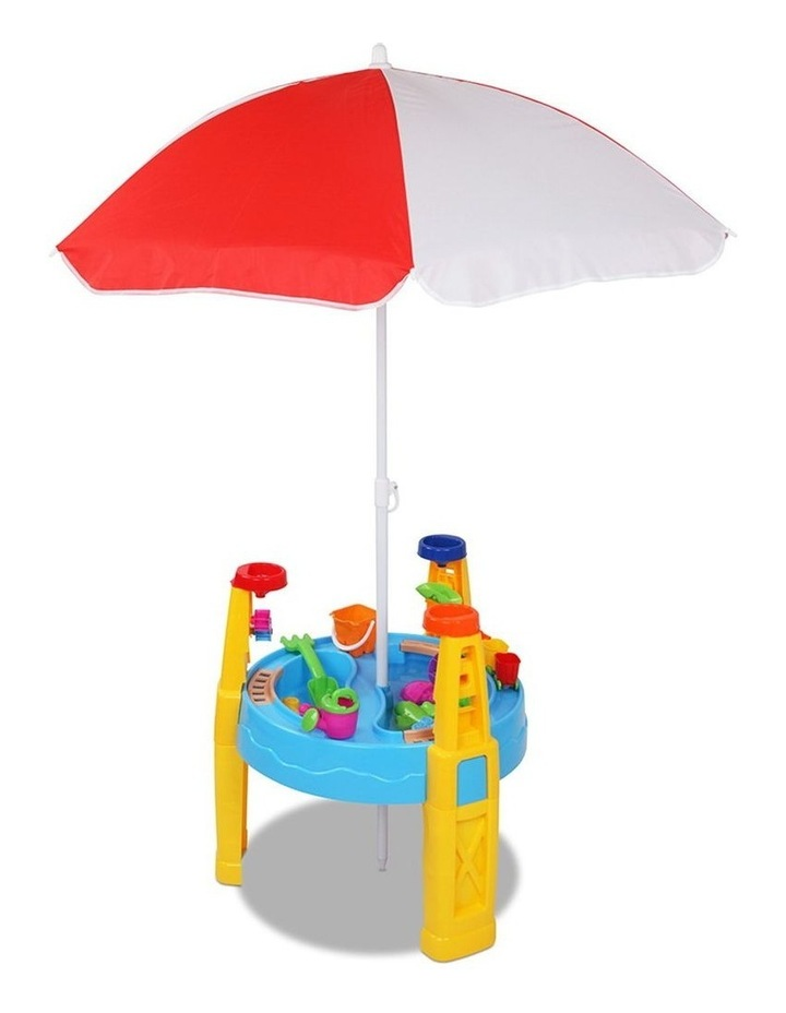26 Piece Kids Umbrella and Table Set image 4