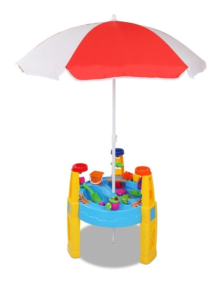 26 Piece Kids Umbrella and Table Set image 5
