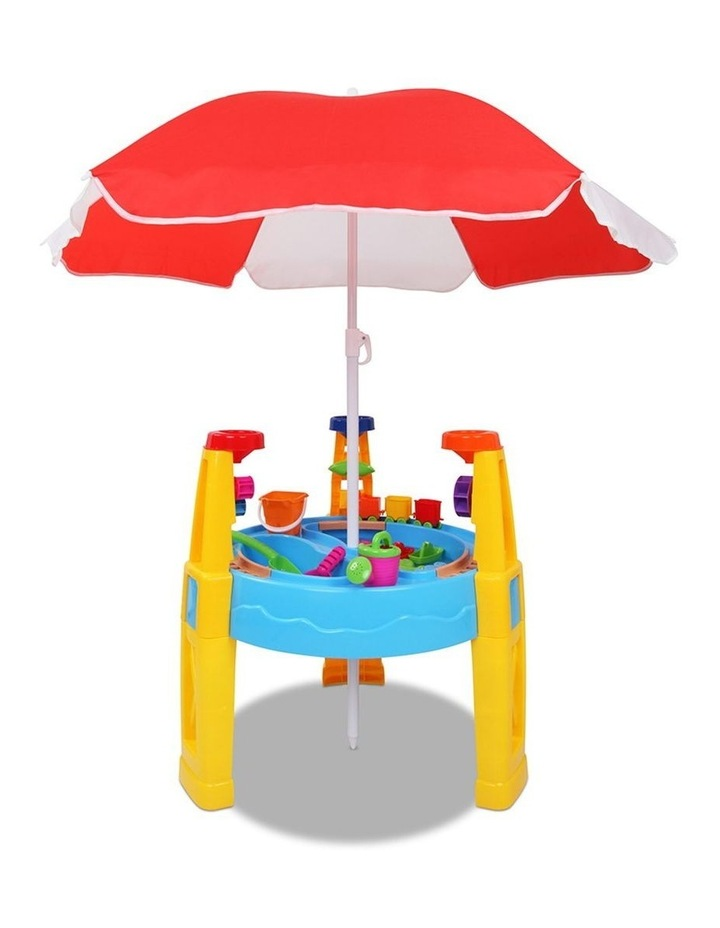 26 Piece Kids Umbrella and Table Set image 6