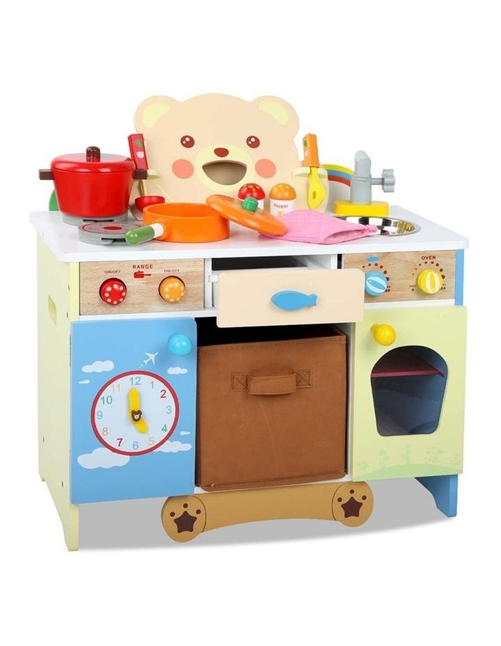 10 Piece Kids Kitchen Play Set image 1