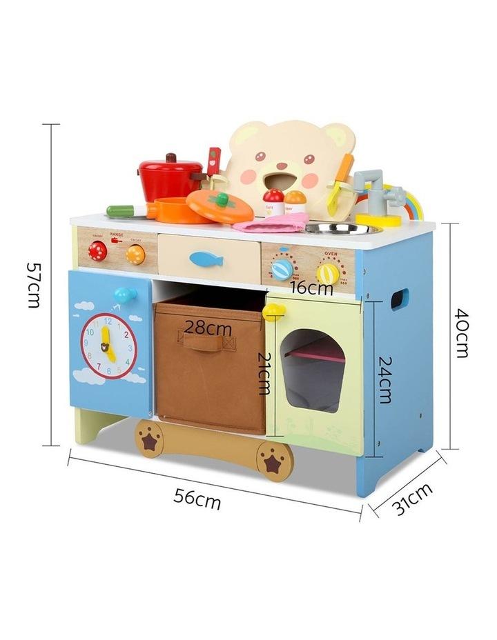 10 Piece Kids Kitchen Play Set image 2