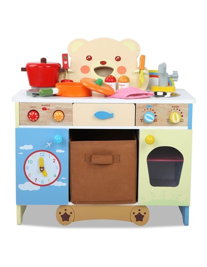 10 Piece Kids Kitchen Play Set image 4