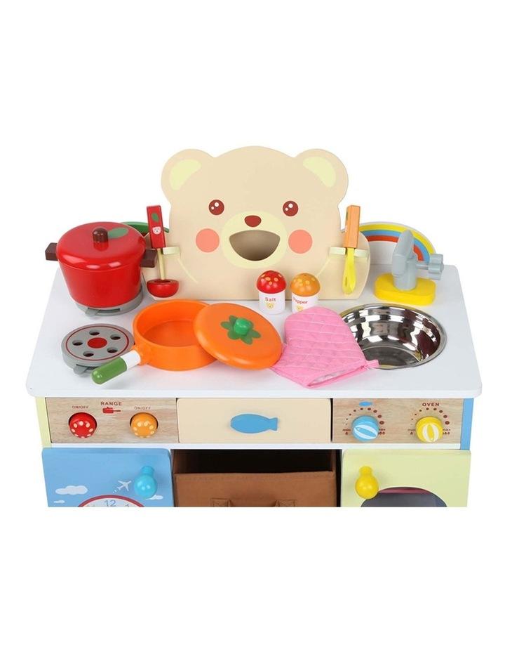 10 Piece Kids Kitchen Play Set image 7