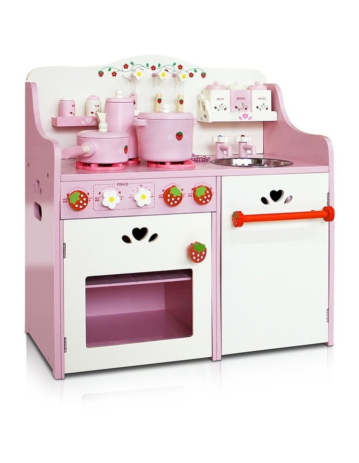 Kids Kitchen Play Set image 1