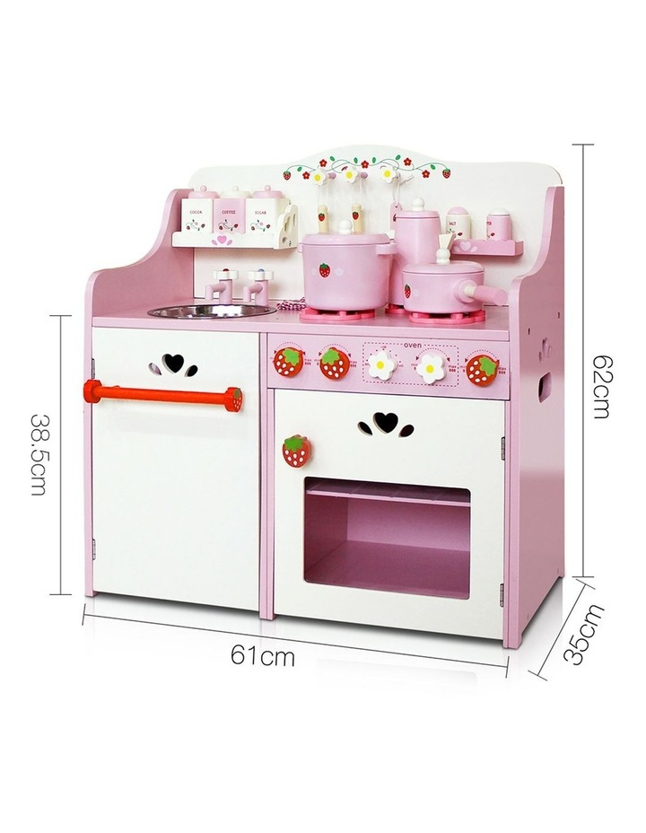 Kids Kitchen Play Set image 2