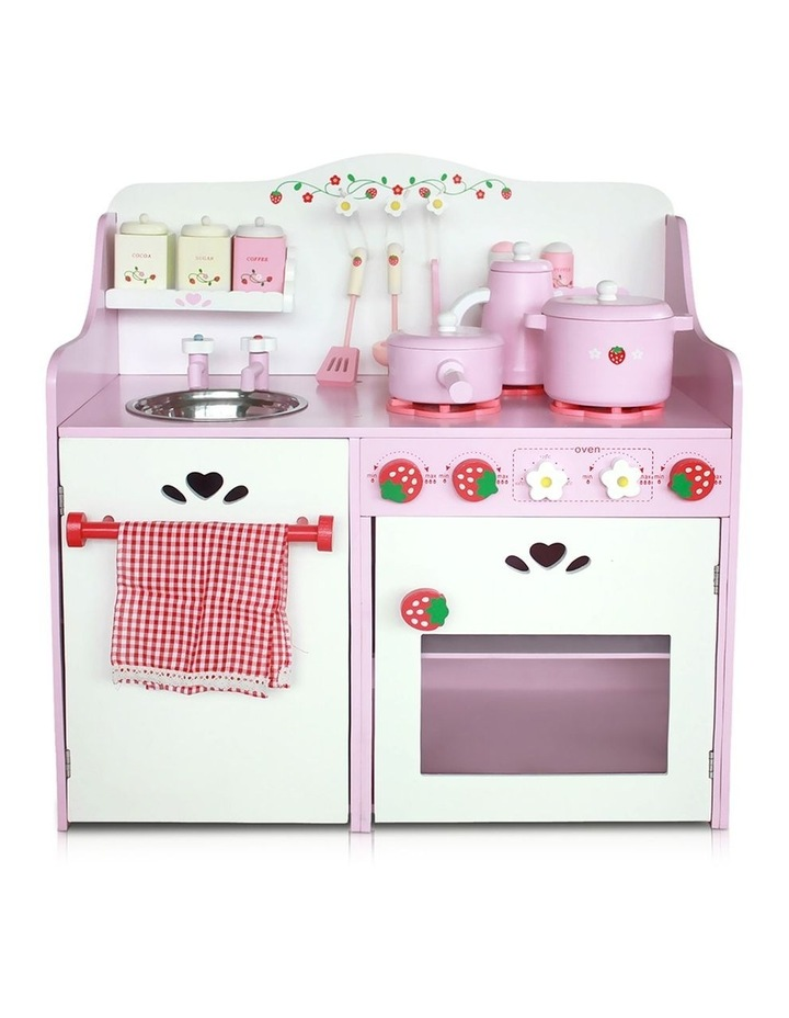 Kids Kitchen Play Set image 3