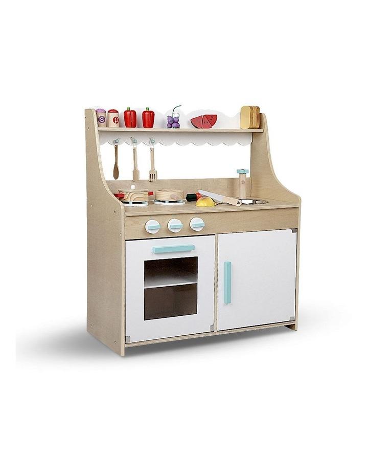 Wooden Kitchen Play Set image 1