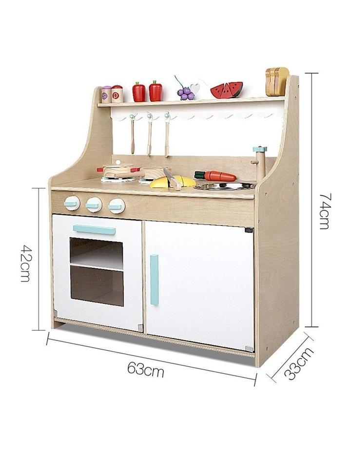 Wooden Kitchen Play Set image 2