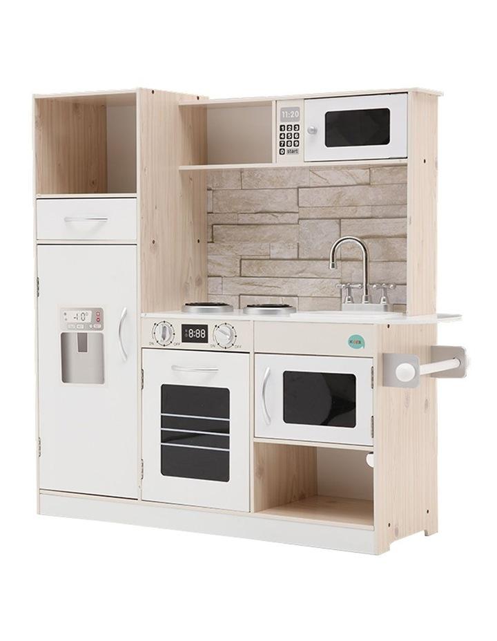 Wooden Kitchen Play Set image 3