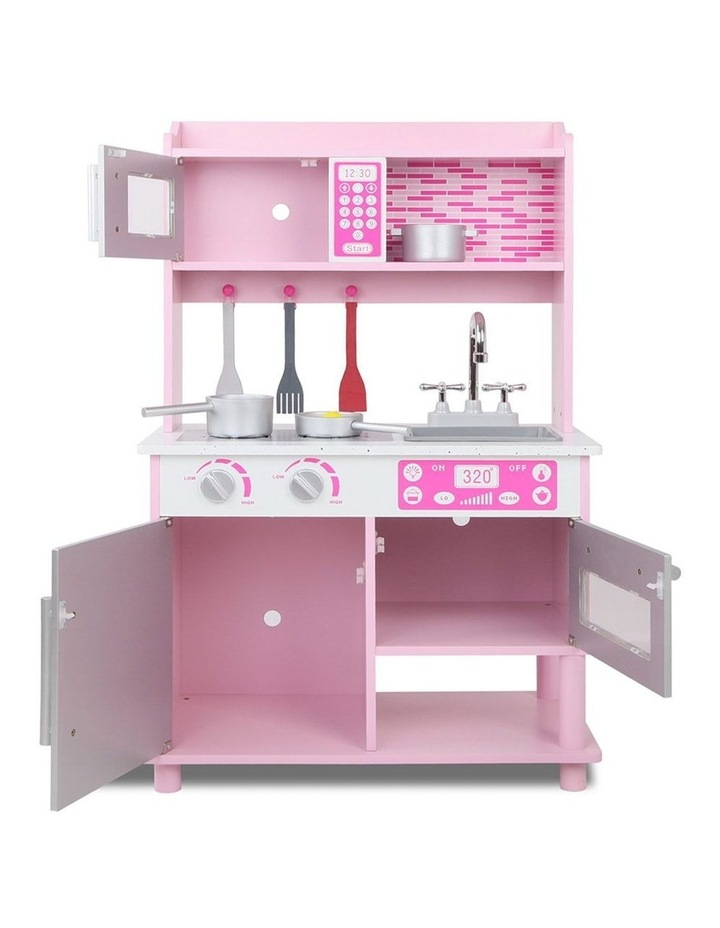 Wooden Kitchen Play Set image 3
