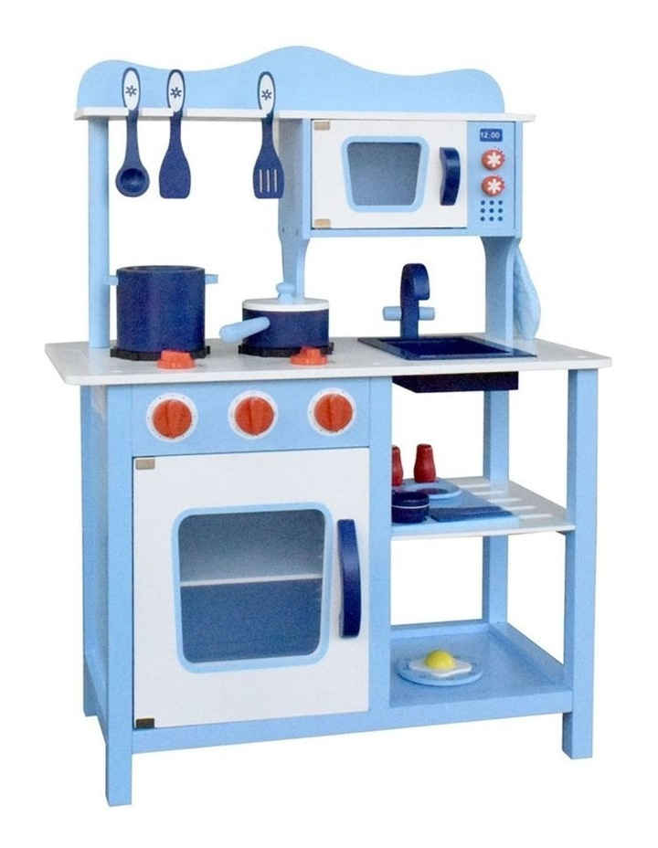 Wooden Kitchen Play Set image 1