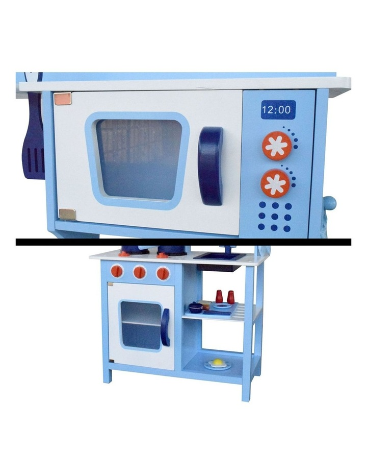 Wooden Kitchen Play Set image 4