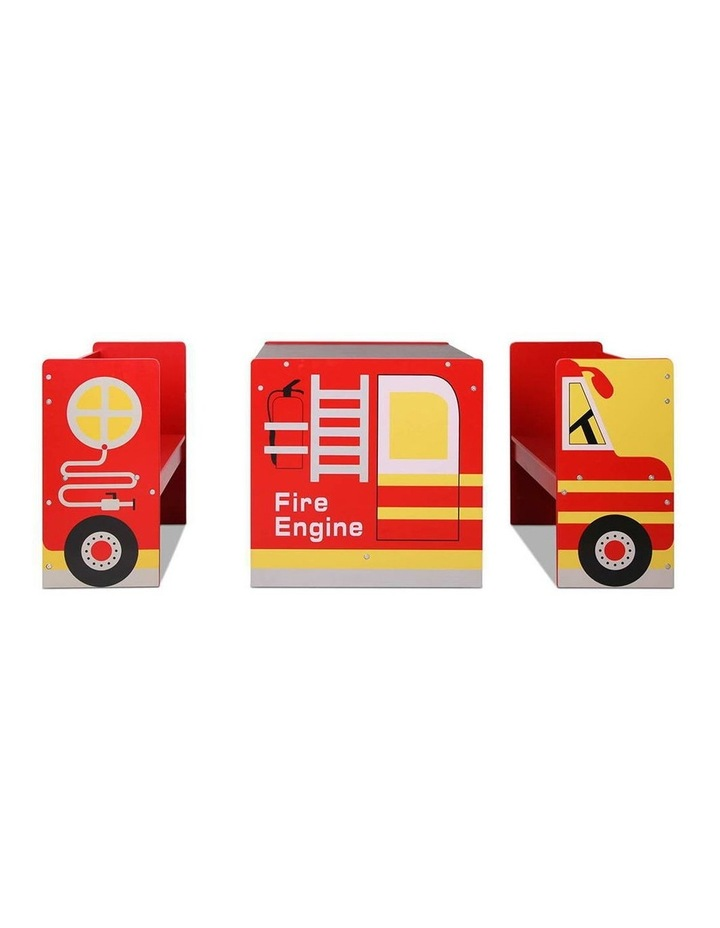 Fire Truck Table and Chair Set image 6
