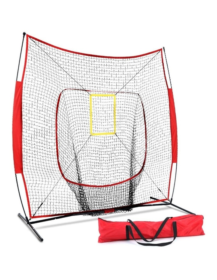 Portable Baseball Softball Practice Sports Tennis Training Net Stand image 1