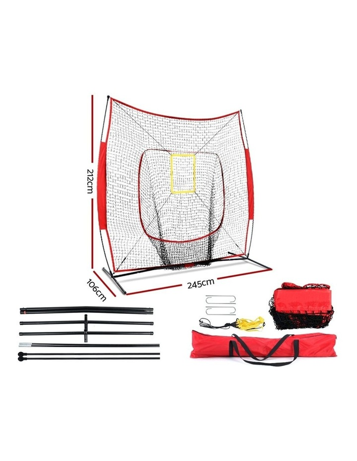 Portable Baseball Softball Practice Sports Tennis Training Net Stand image 2