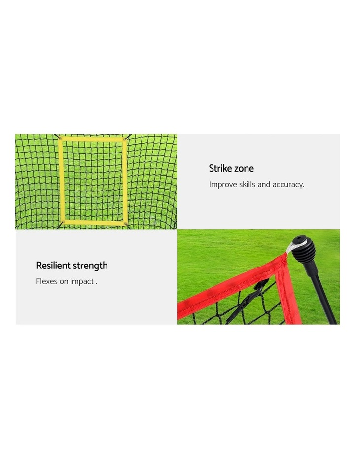Portable Baseball Softball Practice Sports Tennis Training Net Stand image 4