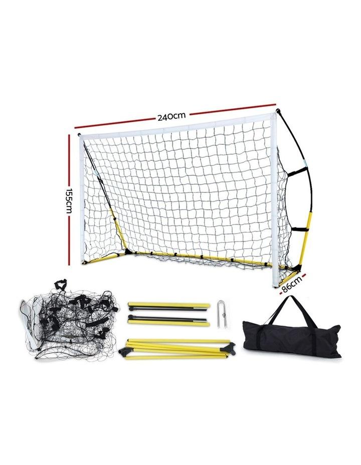 Portable Soccer Football Goal Net Kids Outdoor Training Sports image 2