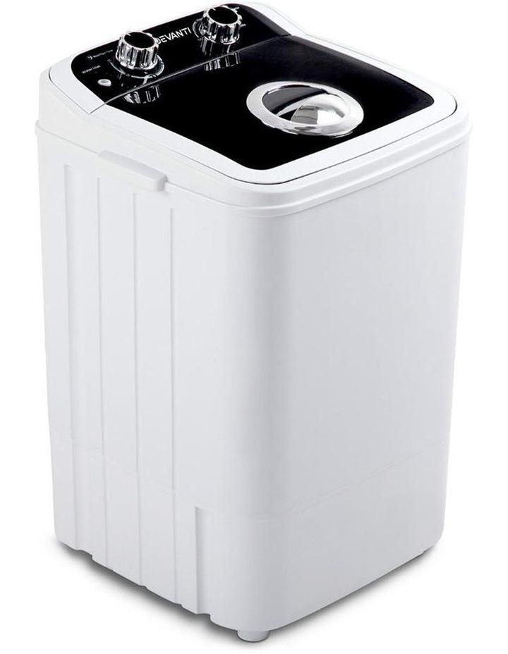 4.6KG Mini Portable Washing Machine image 1