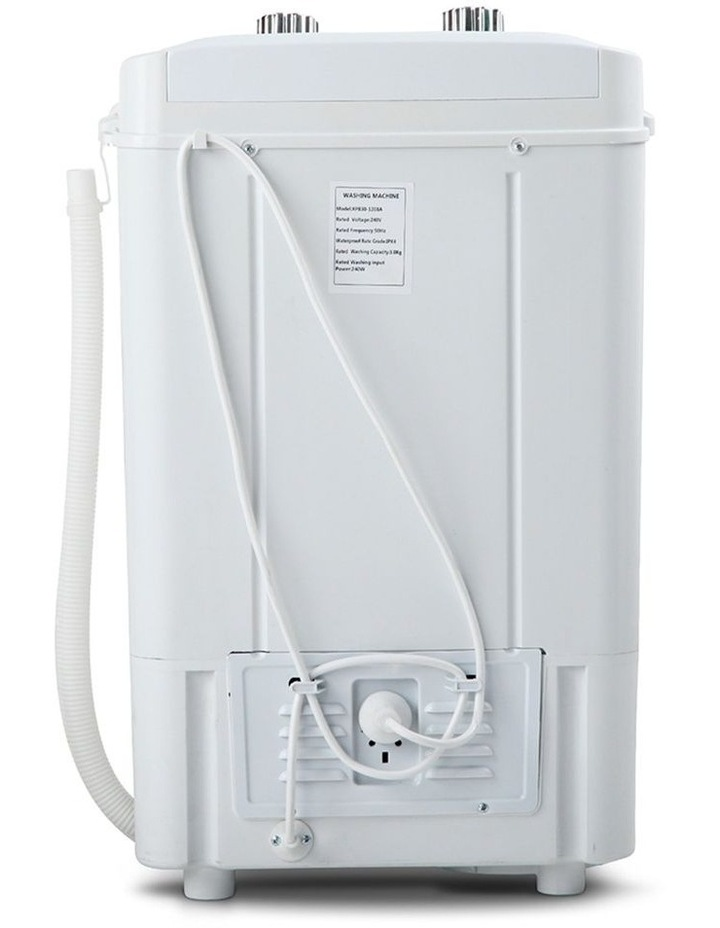 4.6KG Mini Portable Washing Machine image 5