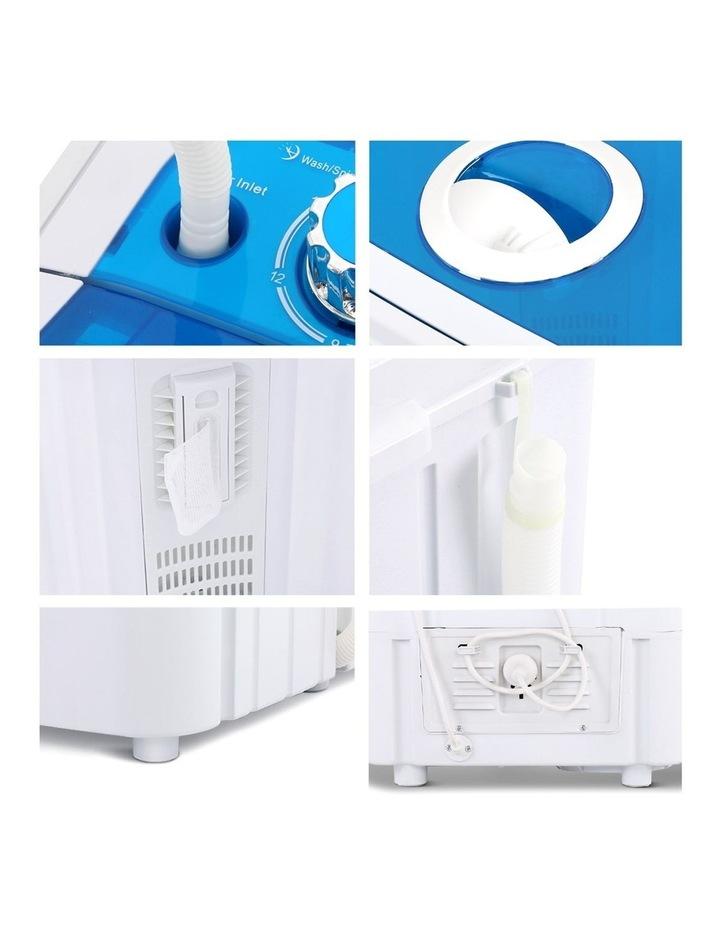 4.6KG Mini Portable Washing Machine image 3