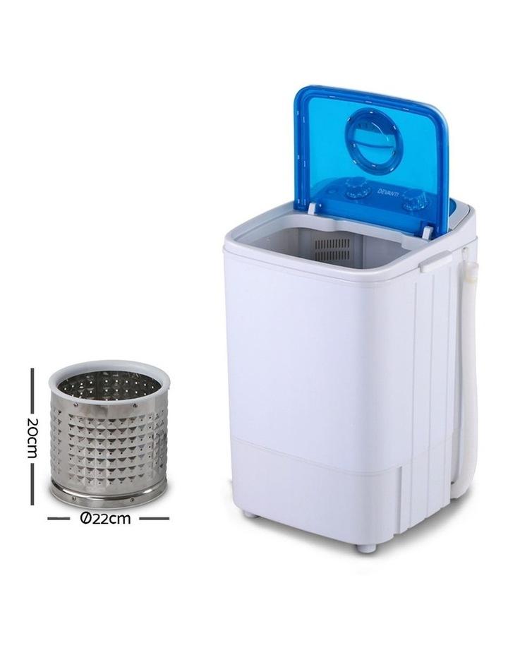 4.6KG Mini Portable Washing Machine image 4