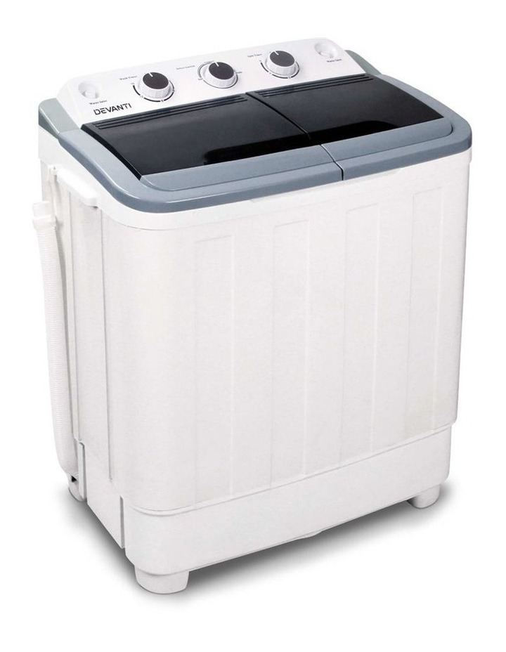 5KG Mini Portable Washing Machine image 1