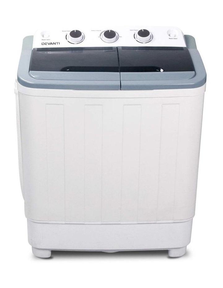 5KG Mini Portable Washing Machine image 3