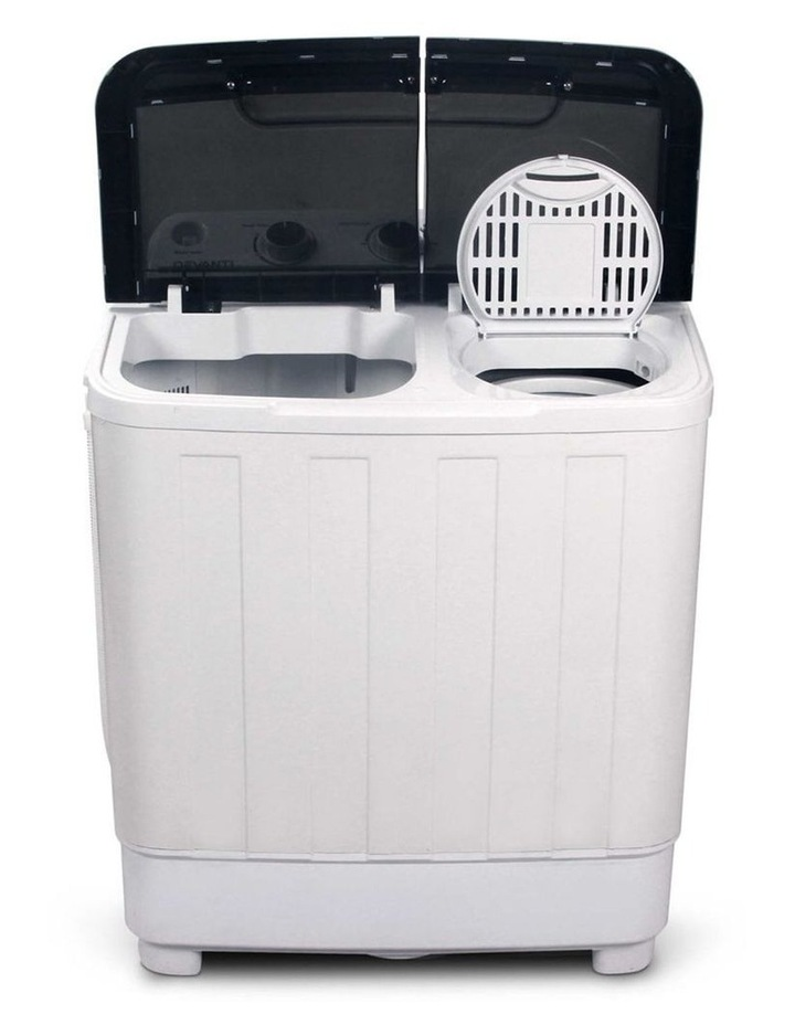 5KG Mini Portable Washing Machine image 4