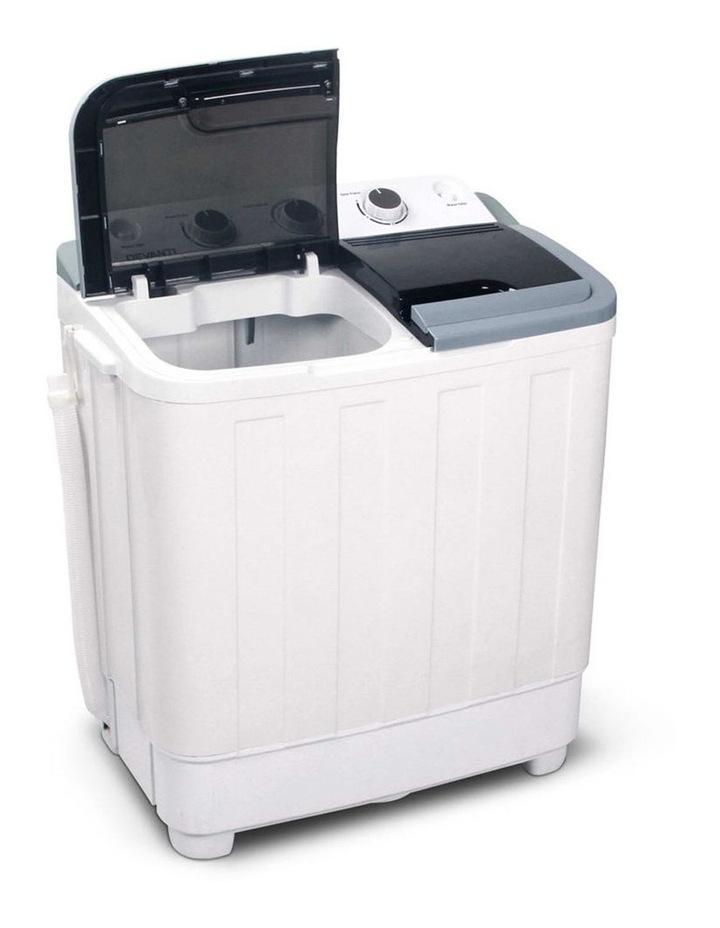 5KG Mini Portable Washing Machine image 5