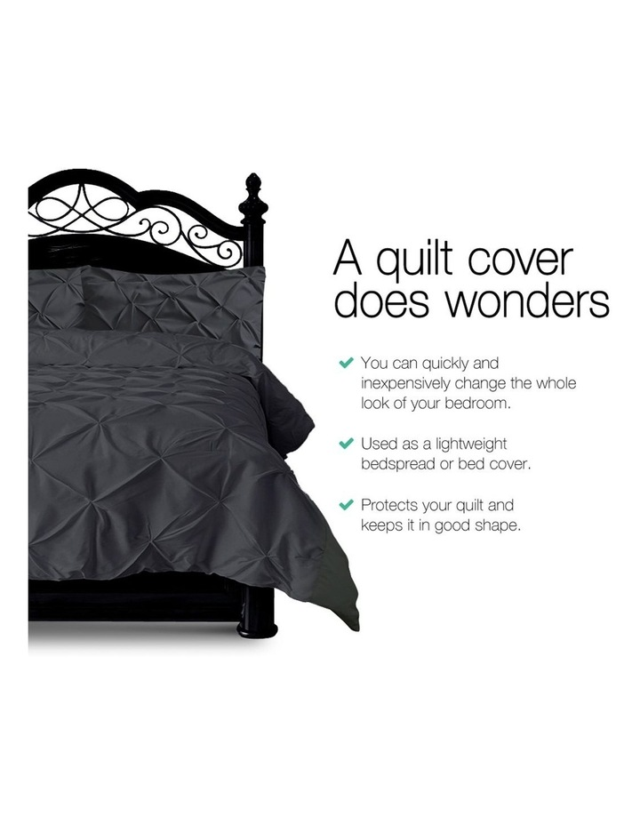 King Size Quilt Cover Set image 3