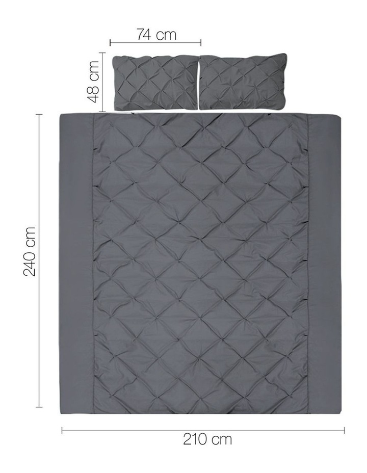 King Size Quilt Cover Set image 2