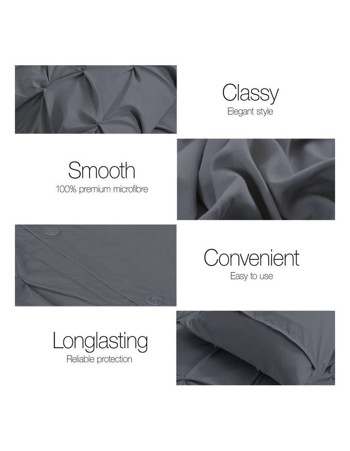 King Size Quilt Cover Set image 5