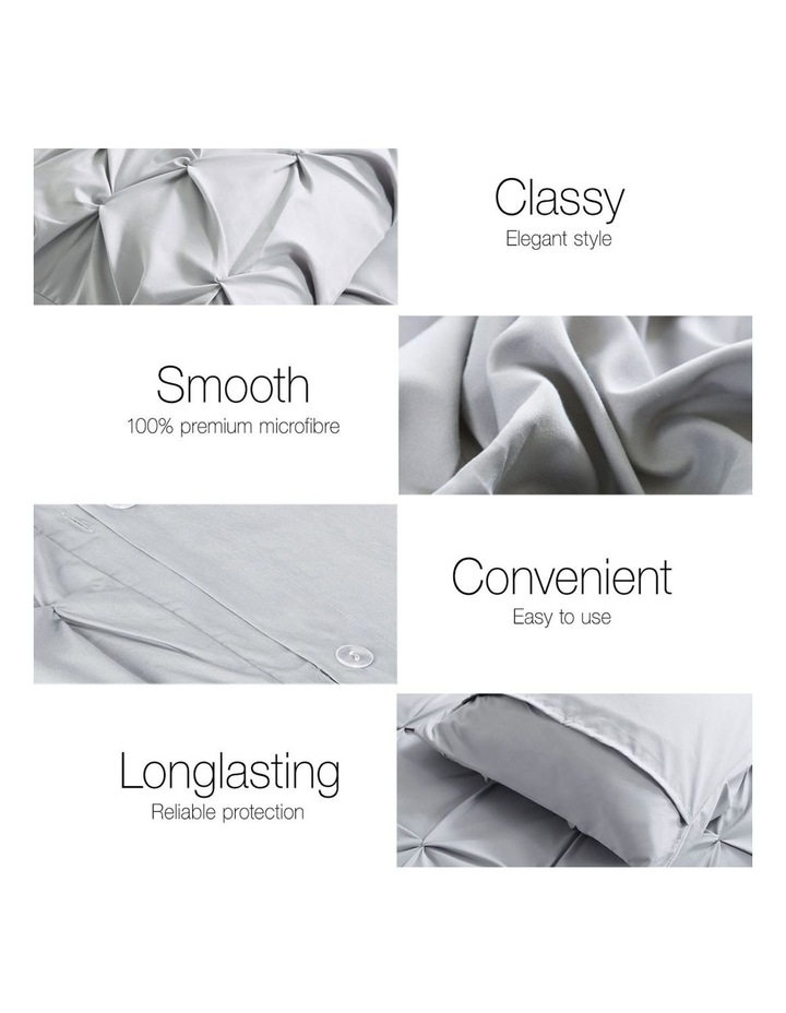 Queen Size Quilt Cover Set image 5