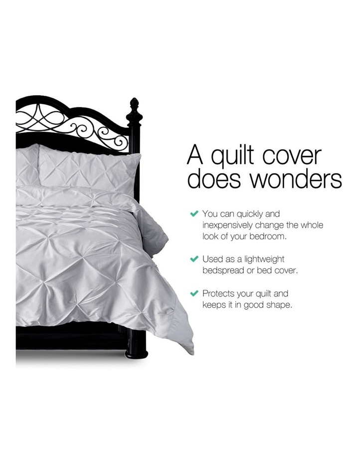 Super King Size Quilt Cover Set image 3