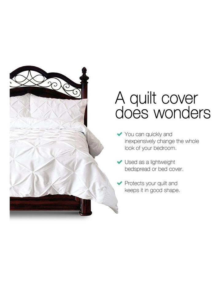 Queen Size Quilt Cover Set image 3