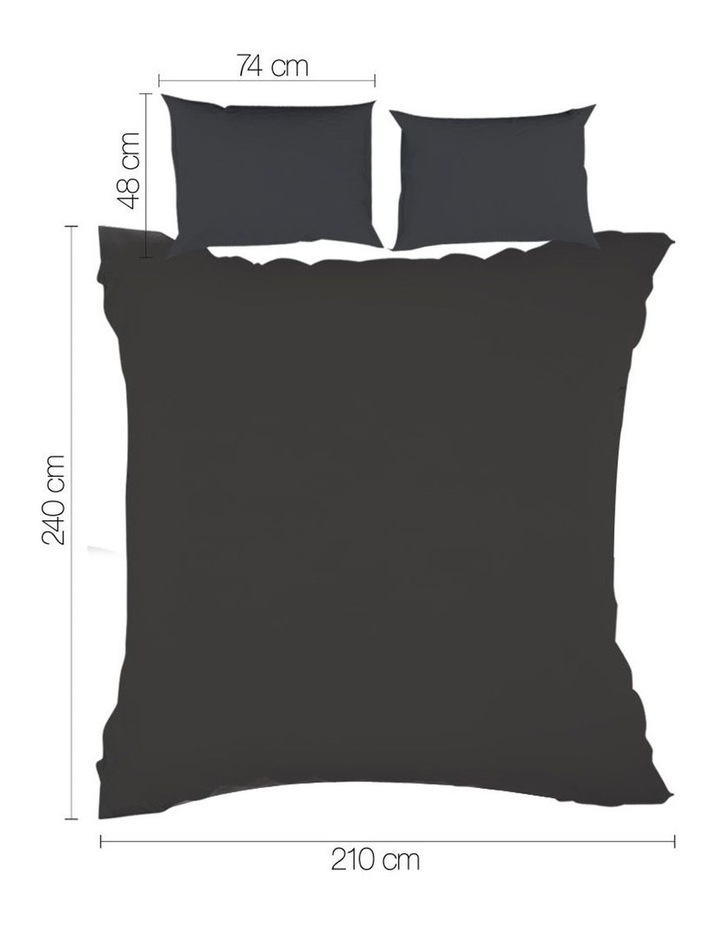 King Size Classic Quilt Cover Set image 2